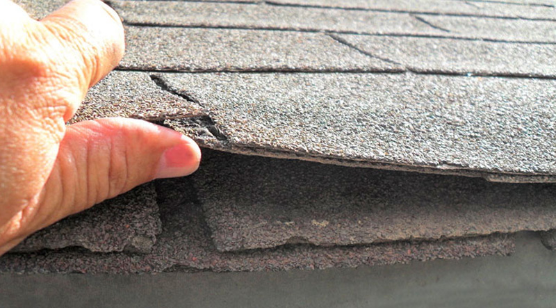 Roofing Inspection Finds Double Layers