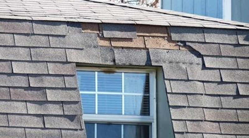 Roofing Cost Damage