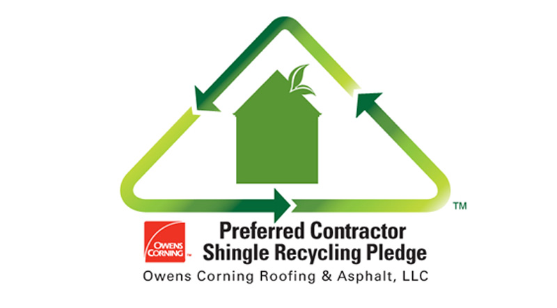 Recycling Roofing Shingles