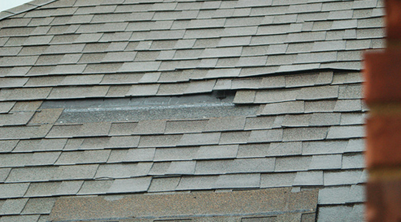 New Roof Needed