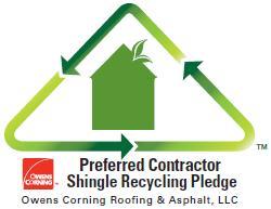 Owens Corning Recycling