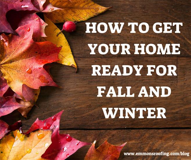Fall Winter Checklist