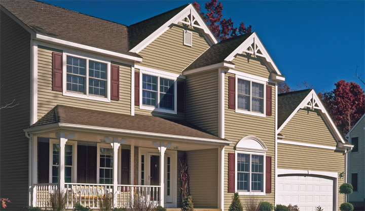 New Emmons Horizontal Siding