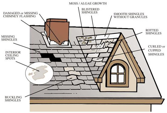 Roof Issue Diagram