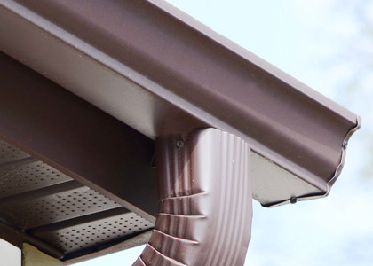 Home Improvement Contractor Gutter Services