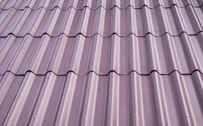 Commercial - Metal Roofing