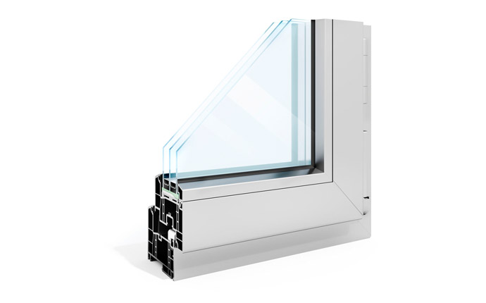 Commercial Aluminum Frame Windows