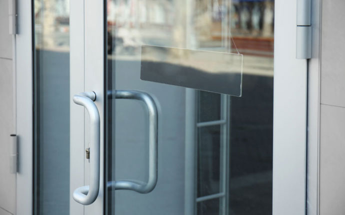 Commercial Glass Door