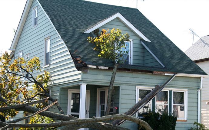 Residential Storm Damage Repair