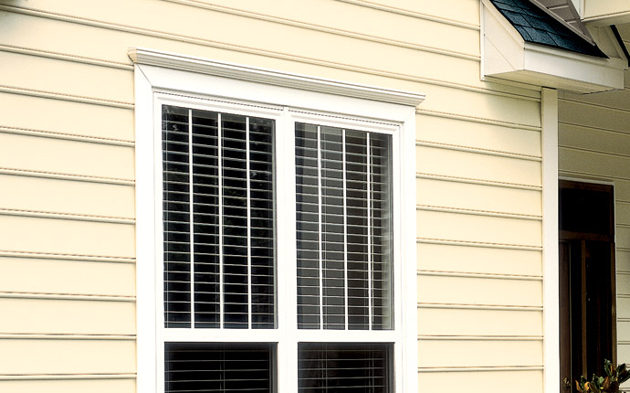 Vinyl Beaded Seam Siding