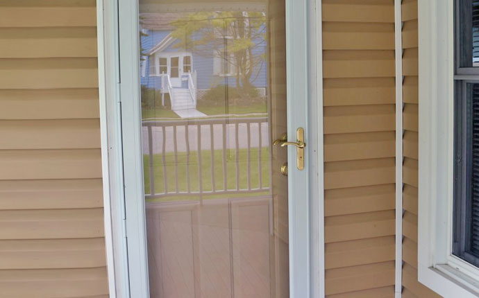 Storm and Screen Door Replacement