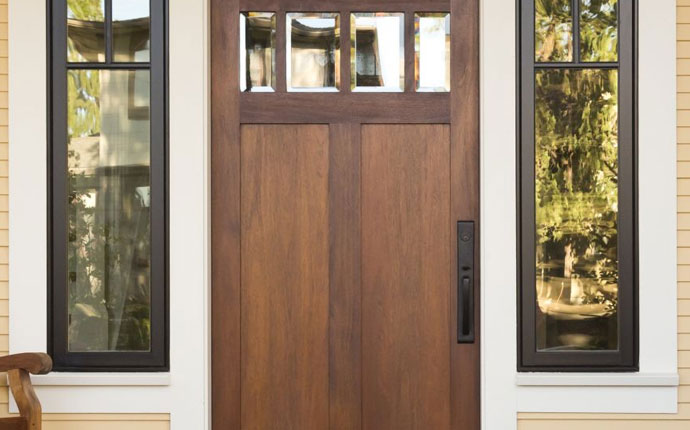 Wooden Door Replacement