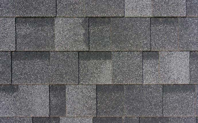 Standard Three-Tab Asphalt Shingles