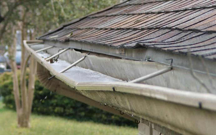 Sagging Gutter Repair