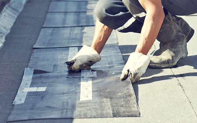 Flat Roof Installation and Replacement