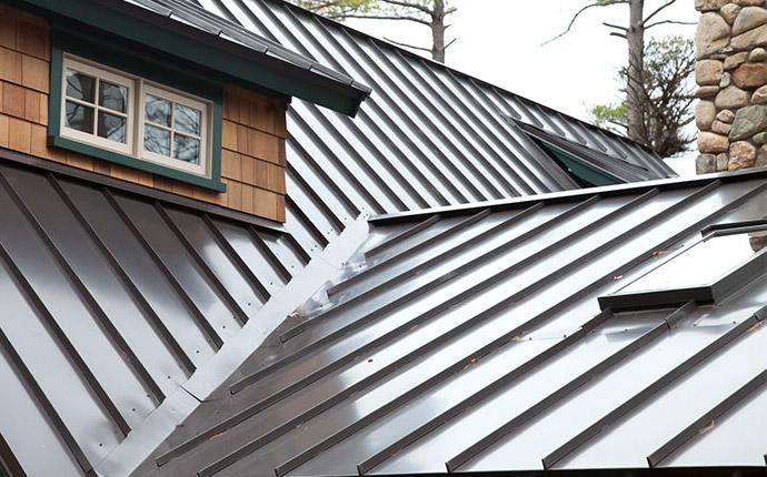 Steel Metal Roof Replacement