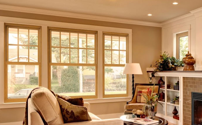 Double Hung Wood Replacement Windows