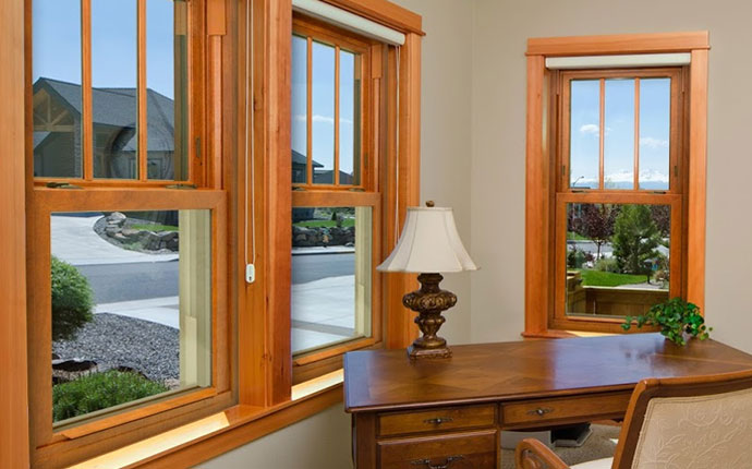 Single Hung Wood Replacement Windows