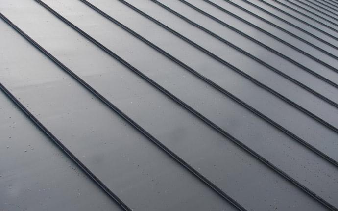 Zinc Metal Roof Replacement