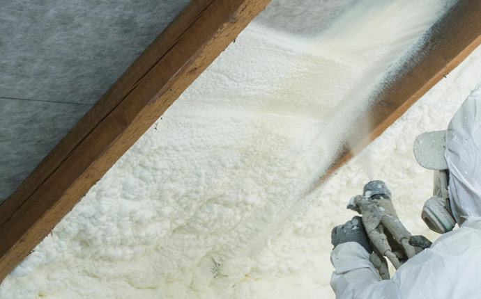 Commercial Polyurethane Foam Insulation Contractors