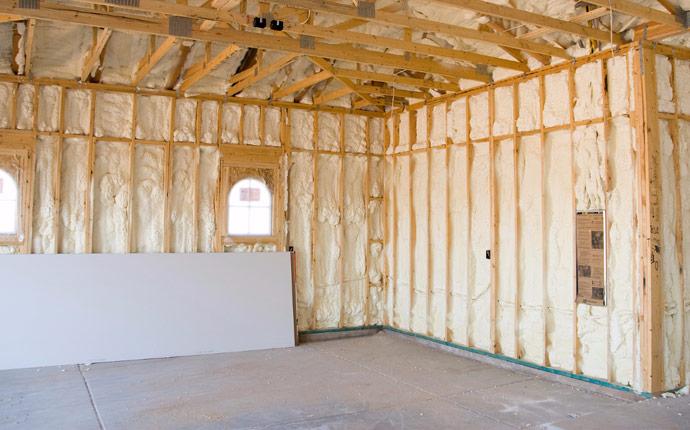 Commercial Spray Foam Insulation Contractors