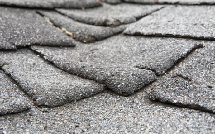 Roof Inspection Services - Damaged Shingles
