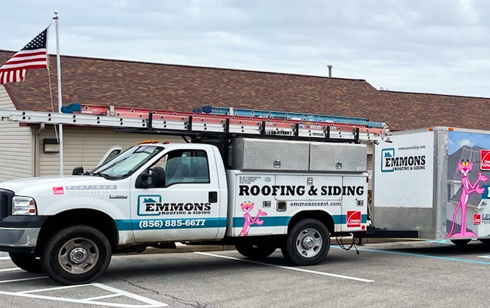 Why Choose Emmons for Commercial Roof Services
