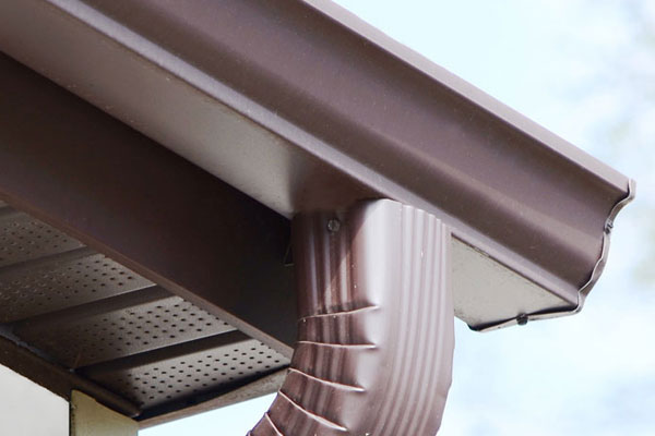 Service Area - Residential Gutters