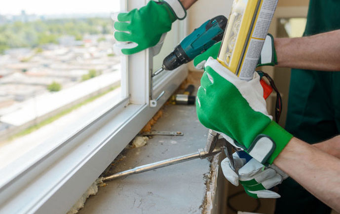 Commercial Window Replacement Any Building