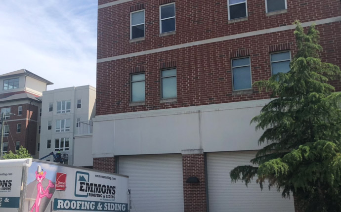 Emmons Commercial Caulking and Waterproofing