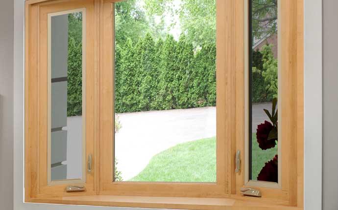 Wood Energy Efficient Windows