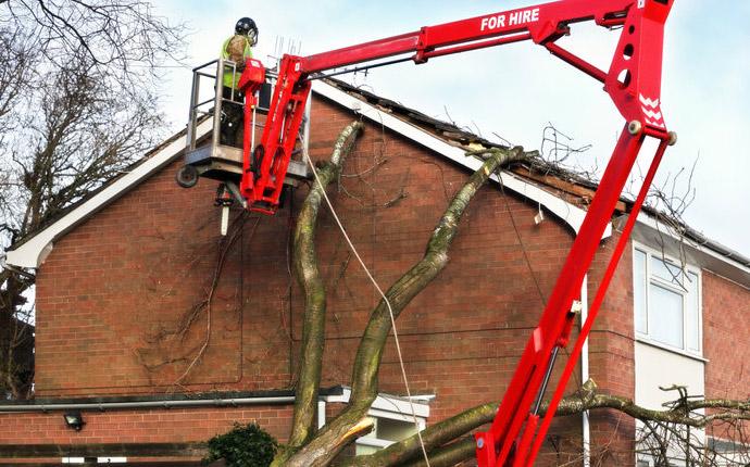 Storm Damage Repair & Replacement