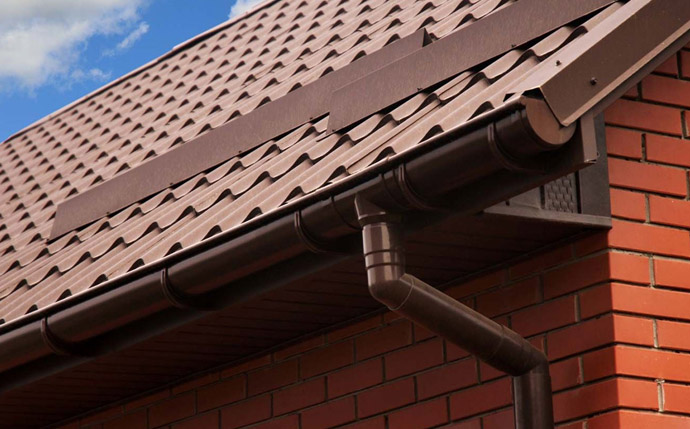Commercial Gutter Replacement Services
