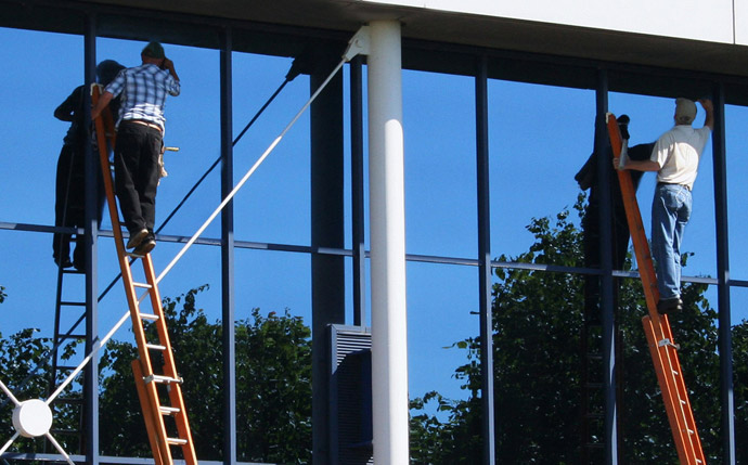 Commercial Siding Caulking & Waterproofing
